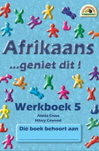 Picture of Afrikaans geniet dit! Werkboek 5