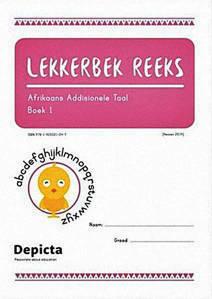 Picture of Lekkerbek Werkboek 1 (Graad 3)