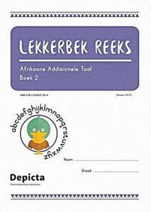 Picture of Lekkerbek Werkboek 2 (Graad 4)