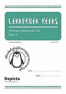 Picture of Lekkerbek Werkboek 3 (Graad 5)