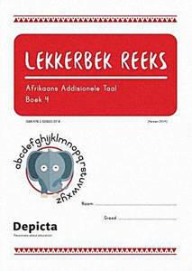 Picture of Lekkerbek Werkboek 4 (Graad 6)