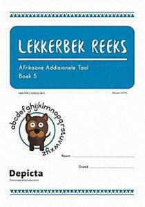 Picture of Lekkerbek Werkboek 5 (Graad 7)