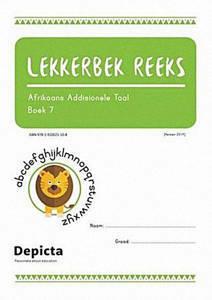 Picture of Lekkerbek Werkboek 7 (Graad 9)
