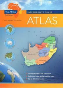 Picture of Via Afrika Intermediate Phase Atlas Grade 4 - 7