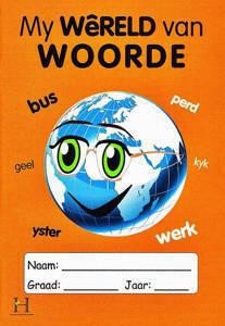 Picture of My Wereld van Woorde (Junior font)
