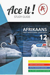 Picture of Ace It! Afrikaans (First Additional Language) Grade 12