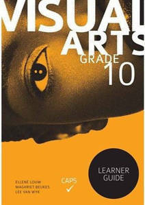 Picture of Visual Arts Grade 10 Learner Guide - Future Managers
