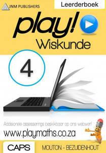 Picture of Play! Wiskunde Graad 4 Leerderboek - Mouton & Bezuidenhout