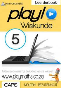 Picture of Play! Wiskunde Graad 5 Leerderboek - Mouton & Bezuidenhout