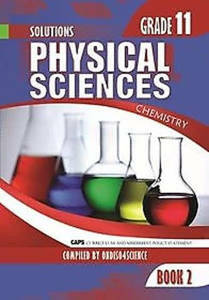 Picture of Physical Science Grade 11 Book 2 A.Olivier Solutions