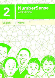 Picture of Number Sense Workbook 02