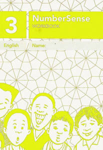 Picture of Number Sense Workbook 03
