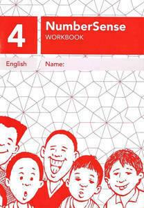 Picture of Number Sense Workbook 04