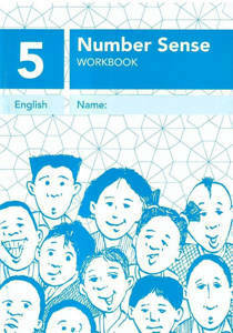 Picture of Number Sense Workbook 05
