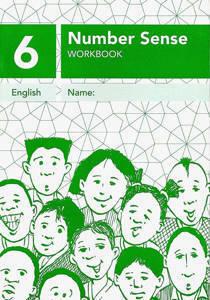 Picture of Number Sense Workbook 06