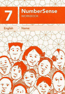 Picture of Number Sense Workbook 07