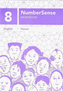 Picture of Number Sense Workbook 08