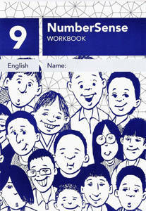 Picture of Number Sense Workbook 09