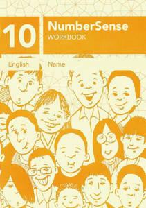 Picture of Number Sense Workbook 10