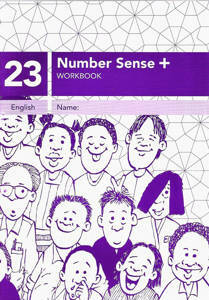 Picture of Number Sense Workbook 23