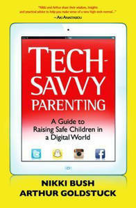 Picture of Tech-Savvy Parenting - A Guide To Raising Safe Children In A Digital World