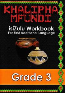 Picture of Khalipha Mfundi Grade 3 Learner's Book