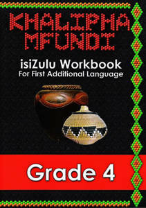 Picture of Khalipha Mfundi Grade 4 Learner's Book