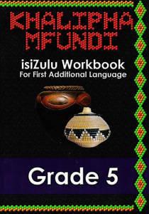 Picture of Khalipha Mfundi Grade 5 Learner's Book