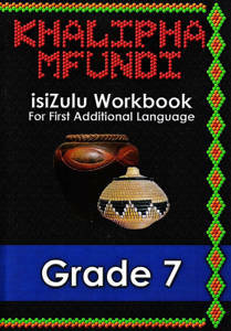 Picture of Khalipha Mfundi Grade 7 Learner's Book
