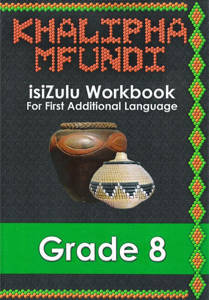 Picture of Khalipha Mfundi Grade 8 Learner's Book