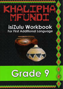 Picture of Khalipha Mfundi Grade 9 Learner's Book