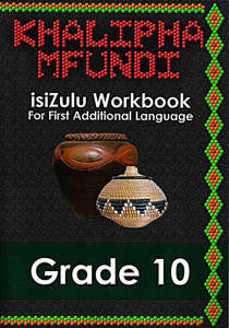 Picture of Khalipha Mfundi Grade 10 Learner's Book