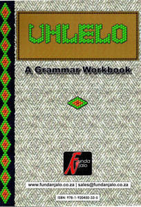 Picture of Uhlelo Grammar Workbook