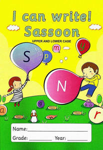 Picture of I Can Write! Sassoon