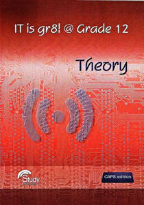 Picture of IT is gr8! @ Grade 12: Theory Learner's Book (CAPS)
