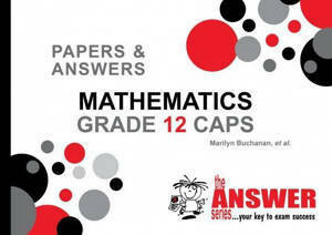 Picture of The Answer Series Mathematics Grade 12 Papers & Answers