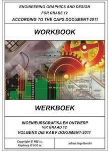 Picture of HSE Engineering and Graphic Design Textbook Grade 12 (CAPS)