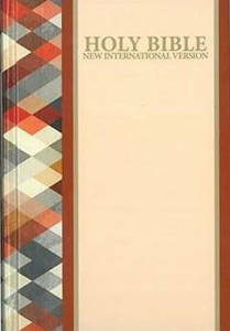 Picture of NIV Bible HC feather design