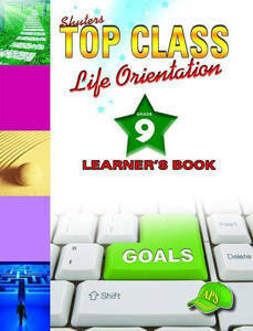 Picture of Shuter's Top Class Life Orientation Grade 9 Learner's Book (CAPS)