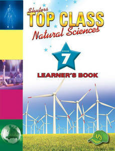 Picture of Shuter's Top Class Natural Sciences Grade 7 Learner's Book (CAPS)