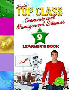 Picture of Shuter's Top Class Economic and Management Sciences Grade 9 Learner's Book (CAPS)