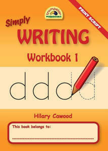 Picture of Simply Writing Workbook 1 (Print)
