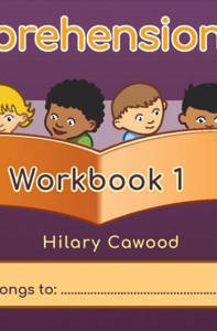 Picture of Comprehension Book Workbook 1