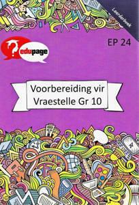Picture of Voorbereiding vir Vraestelle Leerderboek Graad 10