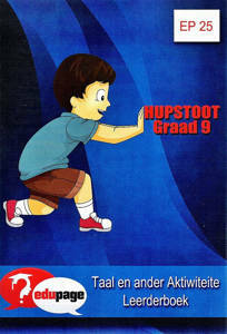 Picture of Hupstoot Taal en ander Aktiwiteite Graad 9 Leerderboek