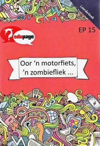 Picture of Oor 'n Fiets, 'n zombiefliek Leerderboek