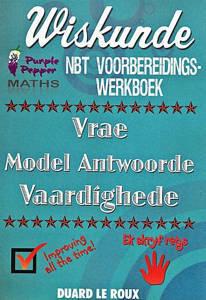 Picture of Purple Pepper: Wiskunde NBT Varsity Toelatings Eksamen Vaardigheids-ontwikkeling - Duard Le Roux