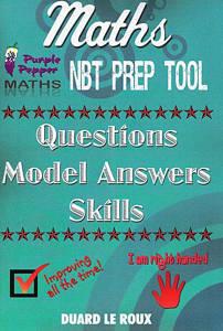 Picture of Purple Pepper: Maths NBT Varsity Entrance Exam Skills Tool - Duard Le Roux