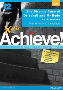 Picture of X-Kit Achieve! Dr Jekyll & Mr Hyde First Additional Language Study Guide (CAPS)