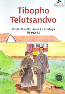 Picture of Tibopho Telutsandvo - J.J. Thwala (Siswatil)